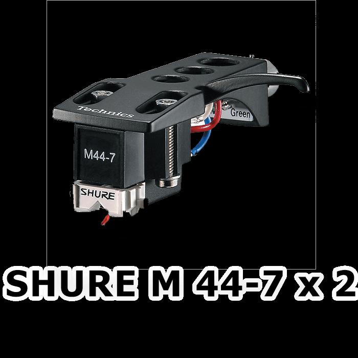 SHURE-M-44-7-x-2