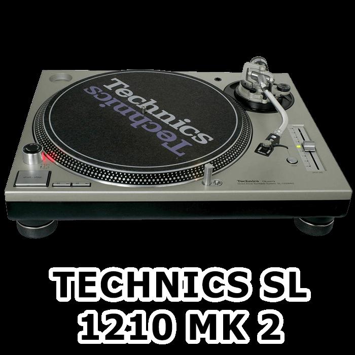 TECHNICS-SL-1210-MK-2